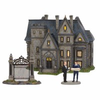 DEPT 56 BATMAN WAYNE MANOR
