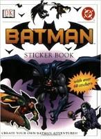 DK ULTIMATE STICKER BOOK BATMAN