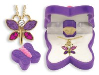 DM KID'S PENDANT BUTTERFLY