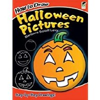 DOVER HOW TO HALLOW COLORING BOOK