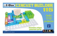 E-BLOX CIRCUIT BLOX 115 PROJECTS