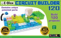 E-BLOX CIRCUIT BLOX 120 PROJECTS