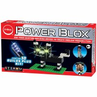 E-BLOX POWER BLOX LIGHT UP BUILDS PLUS