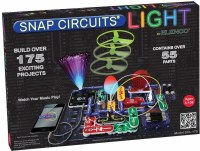 ELENCO SNAP CIRCUITS LIGHT 175 PROJ SET