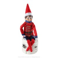 ELF ON SHELF OUTFIT SUGAR PLUM SOLDIER