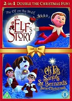 ELF ON THE SHELF 2 IN 1 DVD
