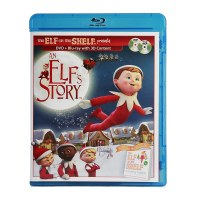ELF ON THE SHELF    AN ELFS STORY