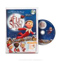 ELF ON THE SHELF DVD AN ELF'S TALE