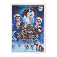 ELF ON THE SHELF DVD ELF PETS SAVE XMAS