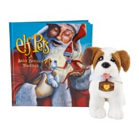 ELF ON THE SHELF ELF PET ST. BERNARD
