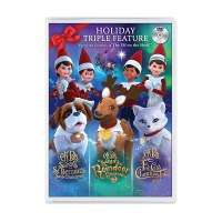 ELF ON THE SHELF ELF TRI-PACK DVD