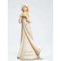 FOUNDATIONS  GRANDMOTHER FIGURINE
