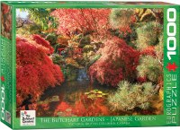 EUROGRAPHIC PUZZLE 1000pc BUTCHART GRDN