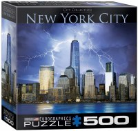 EUROGRAPHICS PUZZLE 500pc FREEDOM TOWER
