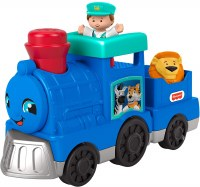 FISHER PIRCE LITTLE PEOPLE ANIMAL TRAIN