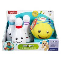 FISHER PRICE 1-2-3 BOWL WITH ME