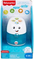 FISHER PRICE BABBLE & WOBBLE HUB