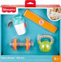 FISHER PRICE BABY BICEPS GIFTSET