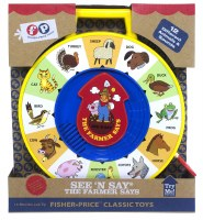 FISHER PRICE CLASSICS SEE 'N SAY
