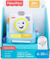 FISHER PRICE CLICK LEARN INSTANT CAMERA