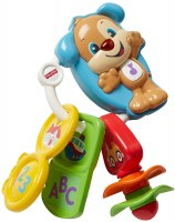 FISHER PRICE COUNT & GO KEYS