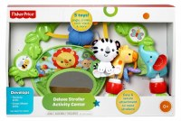 FISHER PRICE DELUXE STROLLER ACTIVITY