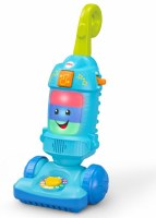 FISHER PRICE LIGHT UP LEARNING VACUUM
