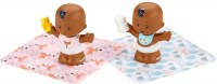 FISHER PRICE LITTLE PEOPLE SNUGGLE TWINS