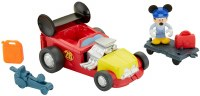 FISHER PRICE MICKEY'S ROADSTER TRANSFORM