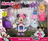 FISHER PRICE MINNIE MOUSE PARIS CHIC