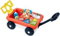 FISHER PRICE PULL & PLAY LEARNING WAGON