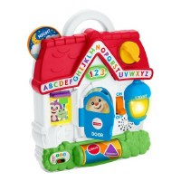 FISHER PRICE PUPPY'S BUSY HOME