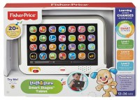 FISHER PRICE SMART STAGE TABLET GRAY