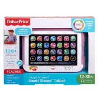 FISHER PRICE SMART STAGE TABLET PINK