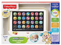 FISHER PRICE SMART STAGE TABLET WHITE