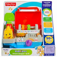 FISHER PRICE SMART STAGES GRILL