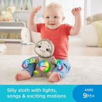 FISHER PRICE SMOOTH MOVES SLOTH
