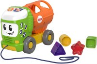 FISHER PRICE SORT & SPELL LEARNING TRUCK