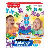FISHER PRICE THINK & LEARN BLAST OFF