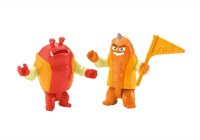 IMAGINEXT MONSTER INC GEORGE/RED