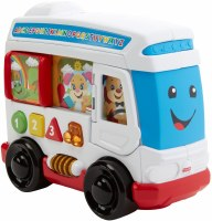 FISHER PRICE LEARN AROUND TOWN BUS