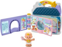 FP LITTLE PEOPLE BABY'S DAY STORY SET