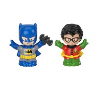 FP LITTLE PEOPLE BATMAN & ROBIN