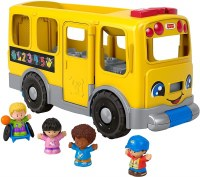 FP LITTLE PEOPLE BIG YELLOW BUS