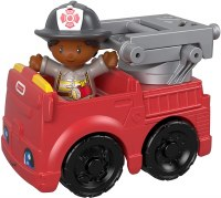 FP SM VEHICLE LITTLE PEOPLE FIRE ENGINE