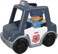 FP LITTLE PEOPLE POLICE CAR