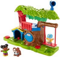 FP LITTLE PEOPLE SWING N SHARE TREEHOUSE