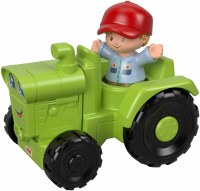 FP LITTLE PEOPLE TRACTOR