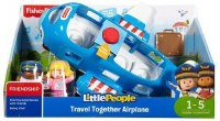 FP LITTLE PEOPLE TRAVEL TOGETHER PLANE