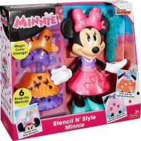 FP MINNIE MOUSE STENCIL 'N STYLE MINNIE